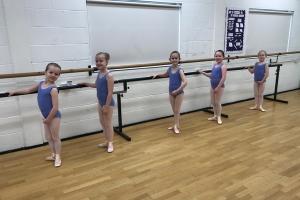 Grade1 /2 Ballet Uniform