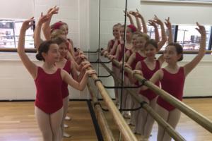 Grade3 Ballet Uniform