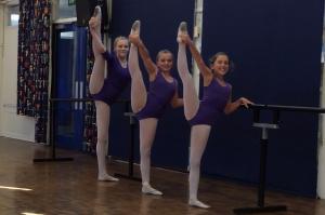 Grade4 Ballet Uniform
